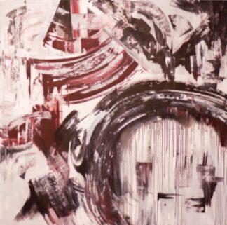 اثر دریسا رحمانیان | artwork by dorisa rahmanian