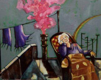 اثر سمانه نصیری | artwork by samaneh nasiri