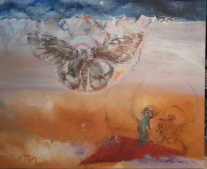 اثر مریم نیک بخش   artwork by maryam nick bakhsh