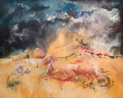 اثر مریم نیک بخش | artwork by maryam nick bakhsh