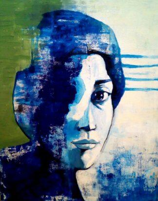 اثر سمانه نصیری   artwork by samaneh nasiri