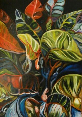 اثر ندا قنبری | artwork by neda ghanbari