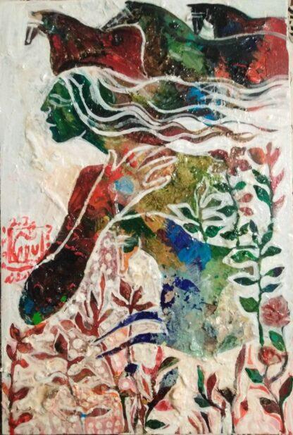 اثر شادی (زهرا) داوری   artwork by shadi davari